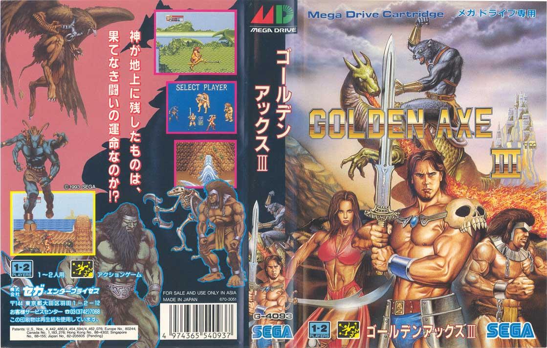 Conan dans les jeux Goldenaxe3j